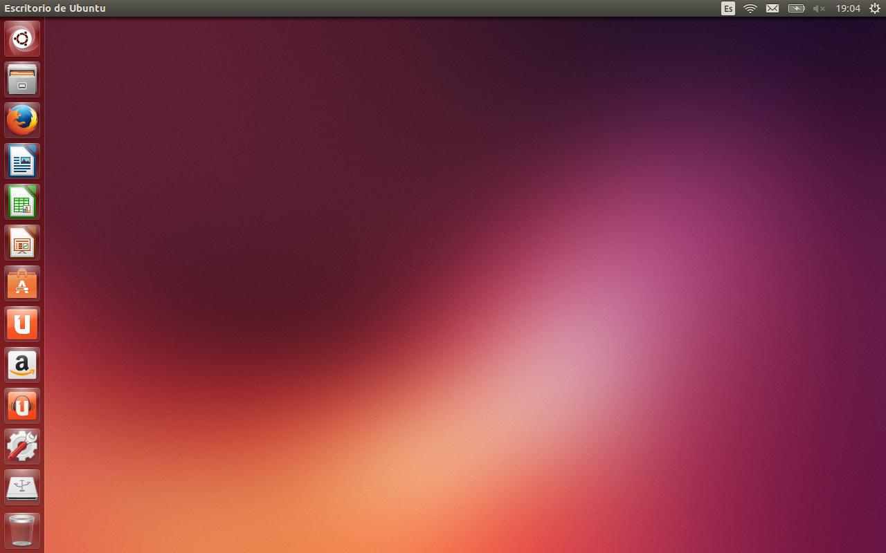 El escritorio de ubuntu el ubuntazo for El fondo de escritorio